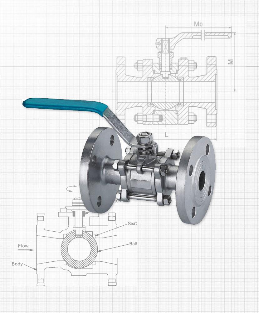 Nexam Industries - Ball valve