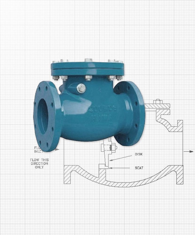 Nexam Industries - Check valves