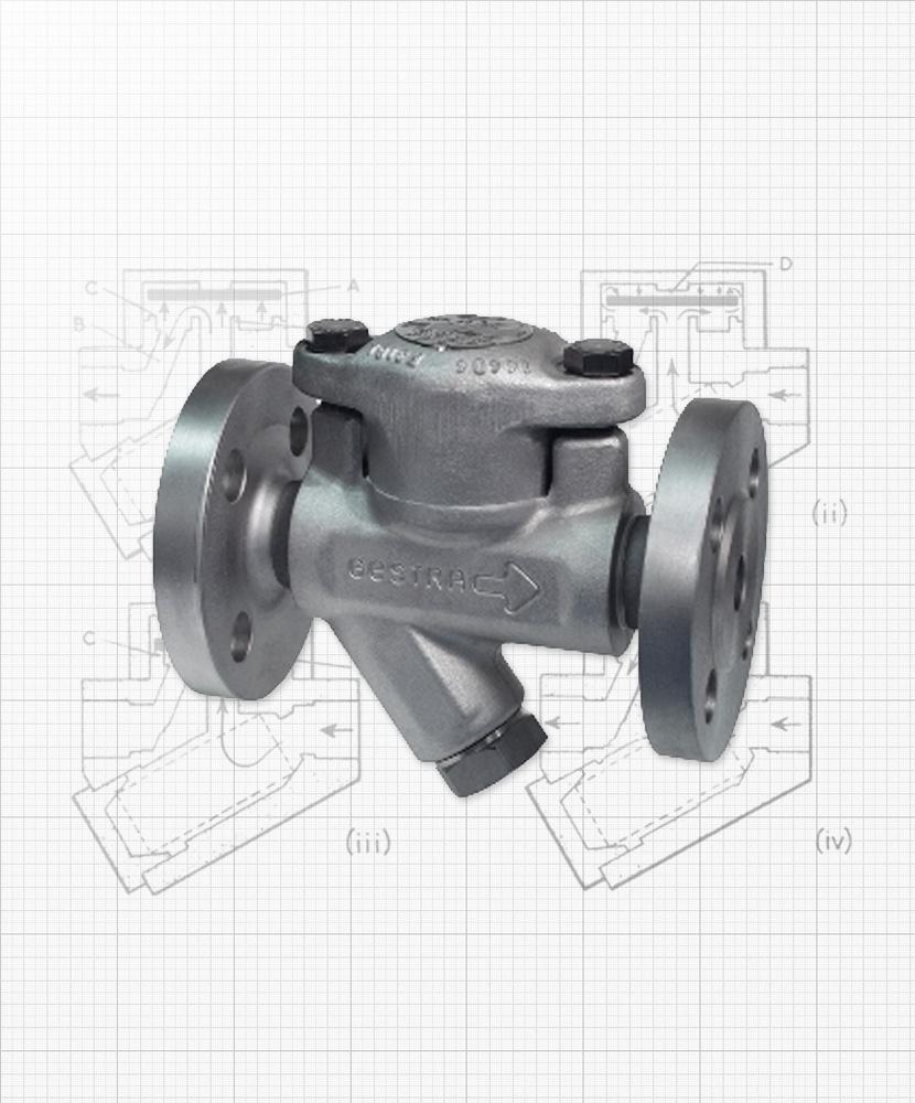 Nexam Industries - Steam traps