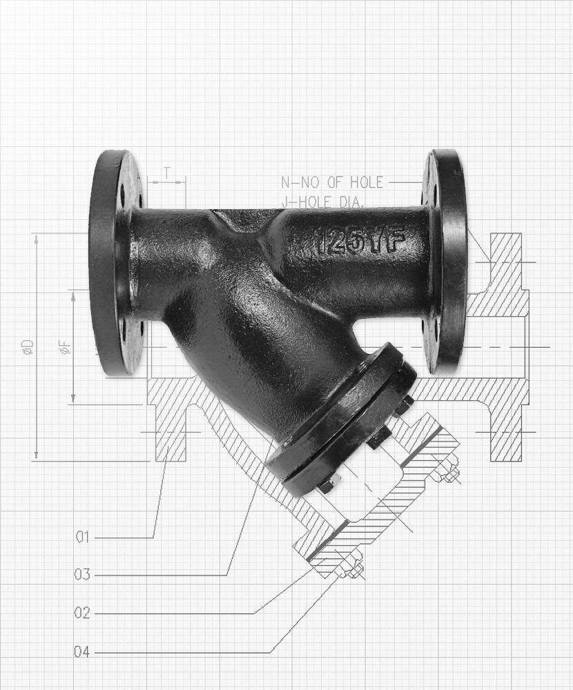 Nexam Industries - Strainers